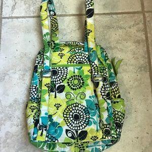 Vera Bradley small backpack like new